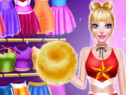 Fashionista Cheerleader Look Online