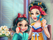 Snow White Mommy Real Makeover Online