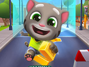 Talking Tom Gold Run Online Online
